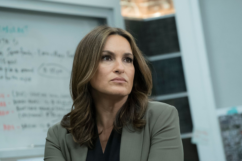 "Mariska Hargitay as Olivia Benson in ""Law & Order: SVU"""