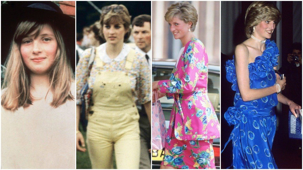 Princess Diana Was Always A Fashion Icon, As These Striking Photos