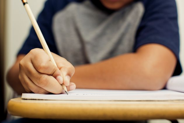 """Dysgraphia or""""disabled handwriting""""often accompanies other conditions, like dyslexia,..."""