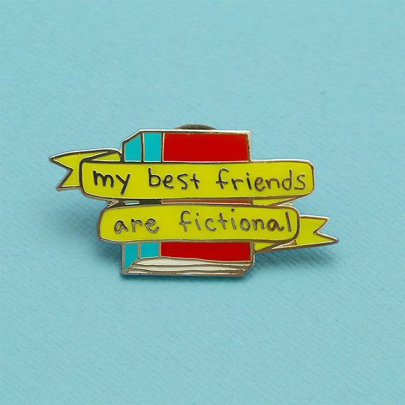 """<a href=""""https://www.etsy.com/listing/534277213/my-best-friends-are-fictional-enamel-pin?ga_order=most_relevant&ga_search"""