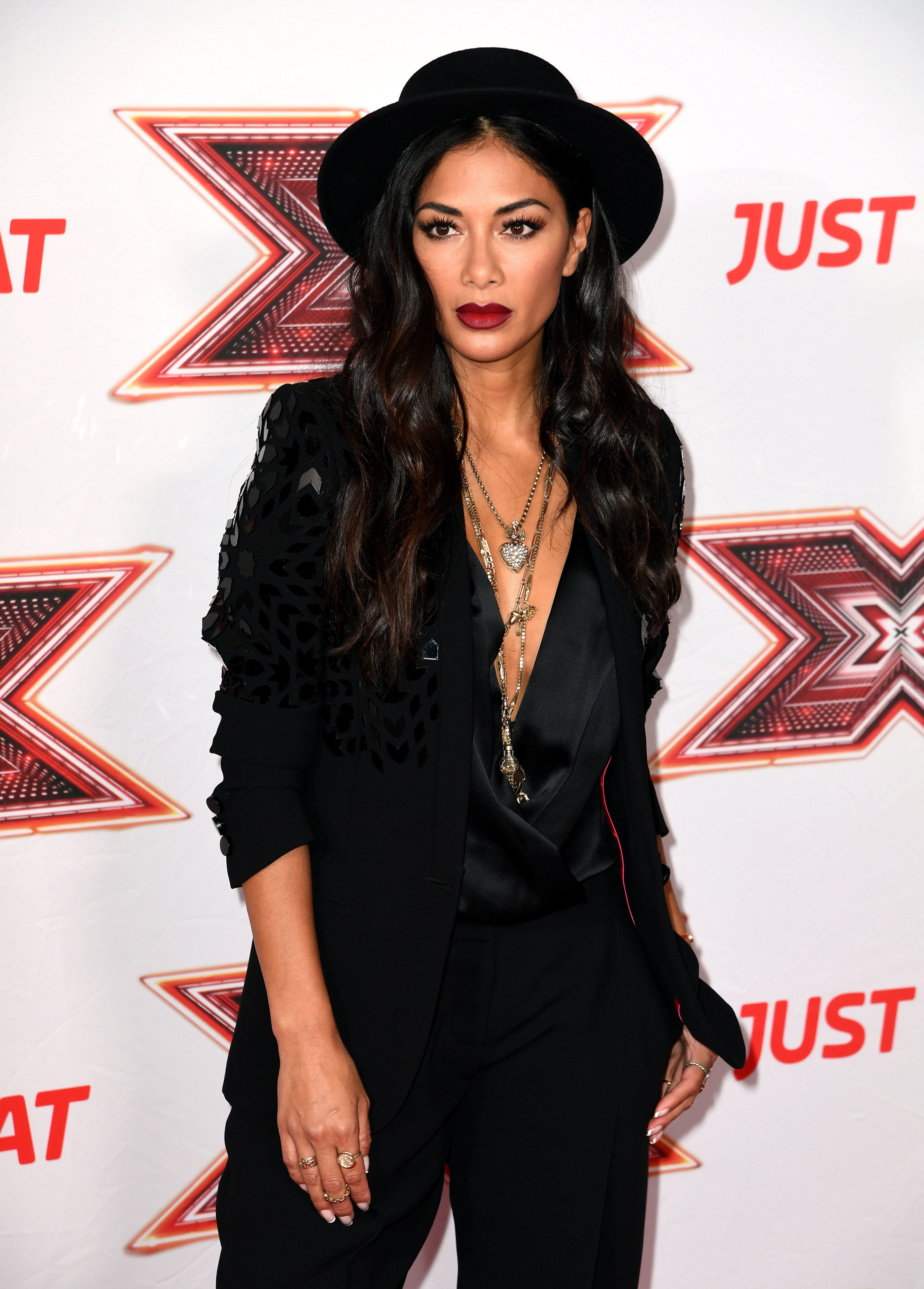 X Factor's Nicole Scherzinger Hits Back At Claims She Is Lying About Her Age