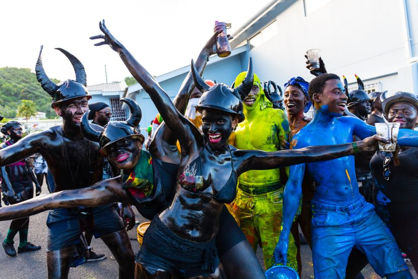 Inside Grenada's Spicemas, a Caribbean Carnival of a