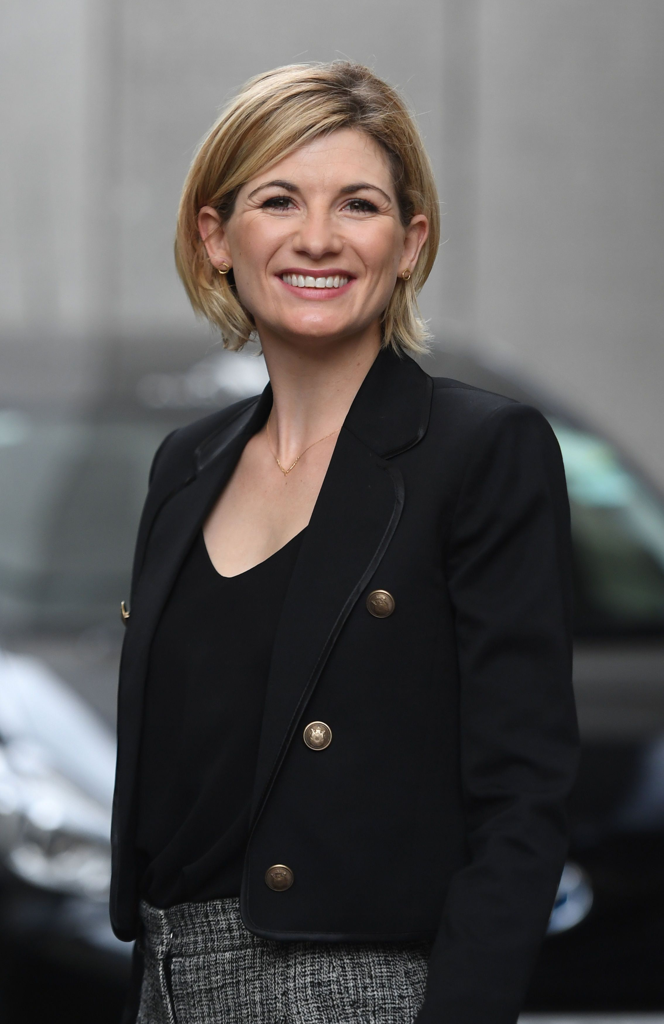 Jodie Whittaker Opens Up About 'Doctor Who' Audition Process, Revealing She Was Up Against Other Women