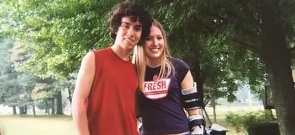 This Girl Talked Her Friend Out Of Suicide, Ten Years Later They're Married