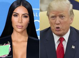 Kim Kardashian Suggests North West Would Be A More Competent President Than Trump