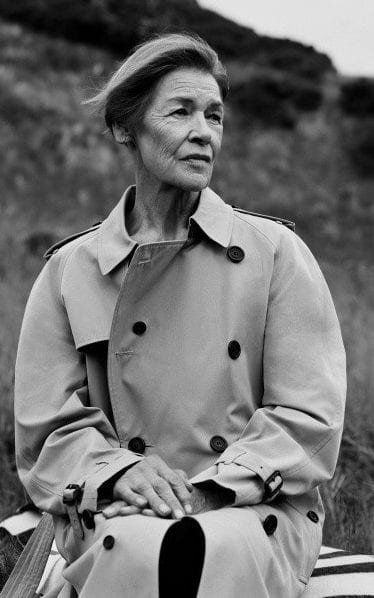 Burberry Releases A Portrait Of Glenda Jackson And We're All About