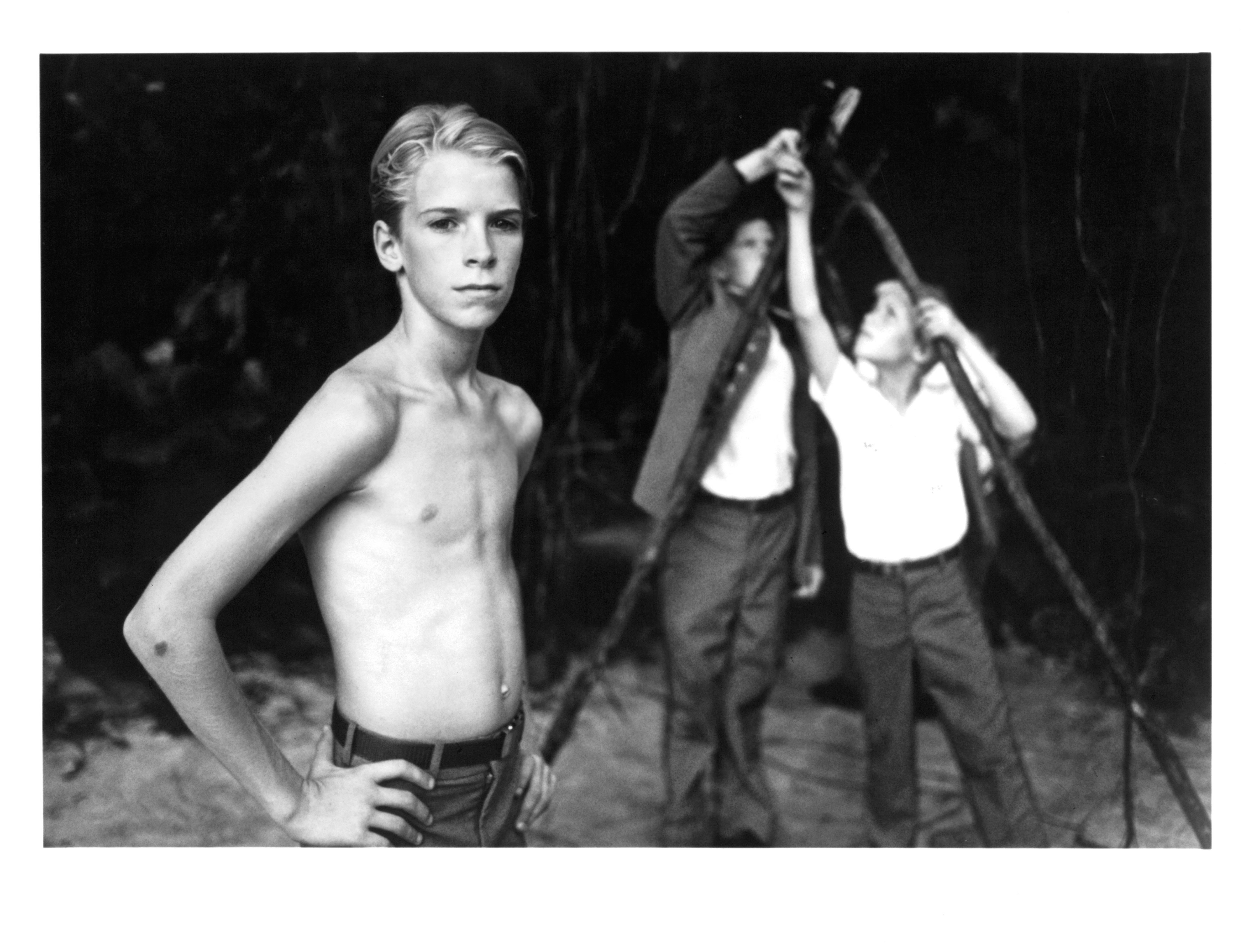 Two Men Are Writing An All-Female 'Lord Of The Flies'