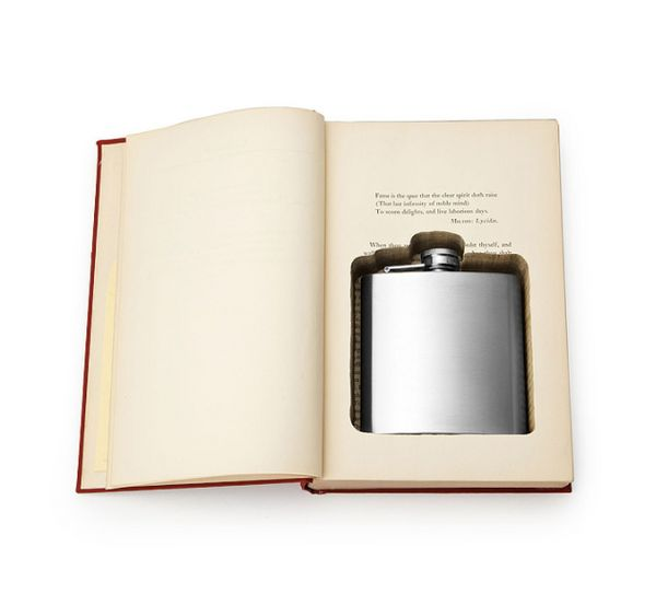 """<a href=""""https://www.uncommongoods.com/product/flask-book-box"""" target=""""_blank"""">Shop it here</a>."""