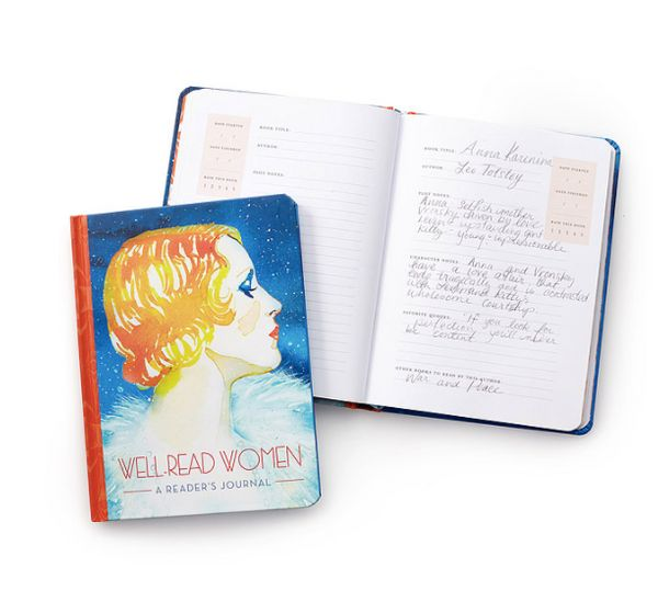 """<a href=""""https://www.uncommongoods.com/product/well-read-women-a-readers-journal"""" target=""""_blank"""">Shop it here</a>."""