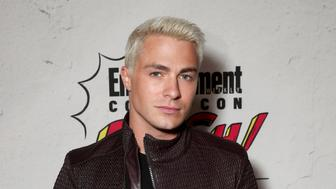 SAN DIEGO, CA - JULY 22:  Colton Haynes at Entertainment Weekly's annual Comic-Con party in celebration of Comic-Con 2017  at Float at Hard Rock Hotel San Diego on July 22, 2017 in San Diego, California.  (Photo by Todd Williamson/Getty Images for Entertainment Weekly)