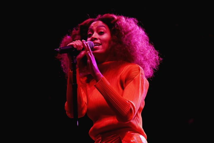 Solange is donating proceeds from her concerts to victims of Hurricane Harvey