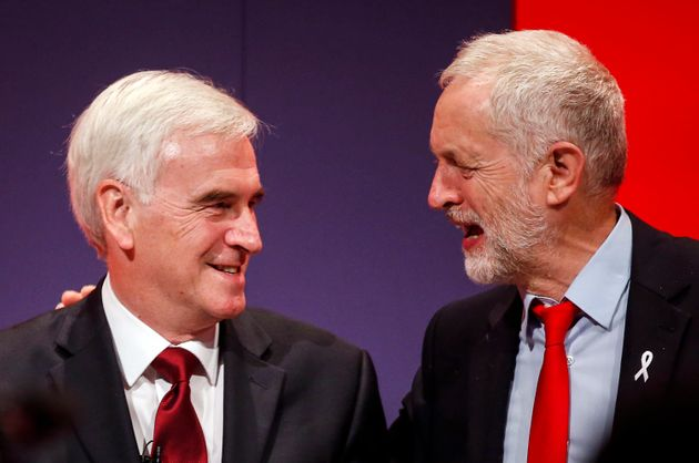 Jeremy Corbyn Allies Push Labour Leadership Rule Change 'Compromise' To Ensure Leftwing