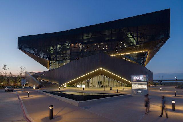 <p>Irving Convention Center</p>