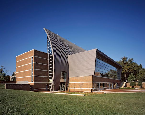 <p>The Walter and Leonore Annenberg Science Center</p>