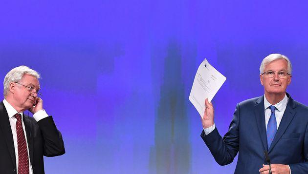 Brexit Briefing: Barney In