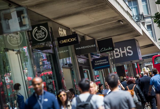 Parents working in retail were among those hardest hit by irregular
