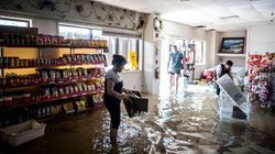This Woman's Flooded Store Looks Brand New After She Refused To Give Up