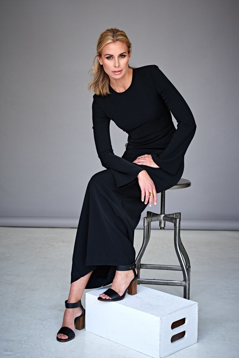 Photo of Niki Taylor, Makeup by Lauren O'Leary