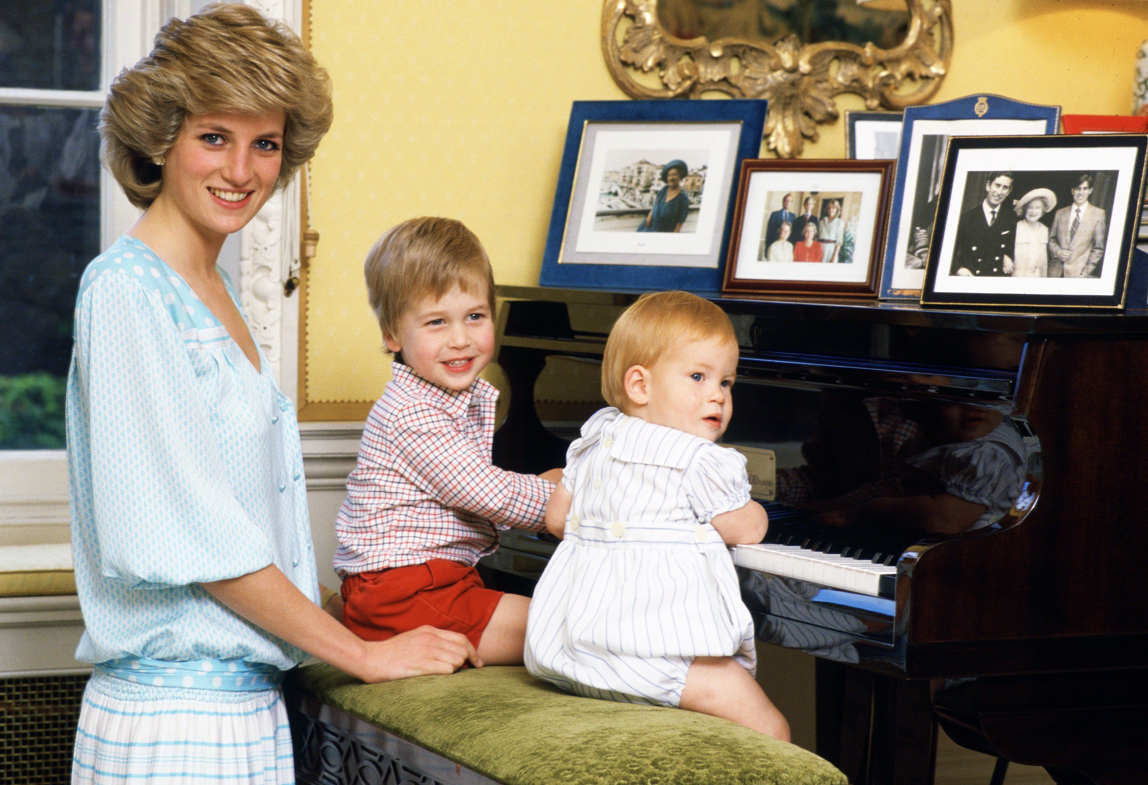 Princess Diana took her role as mother to Prince William and Prince Harry very seriously.