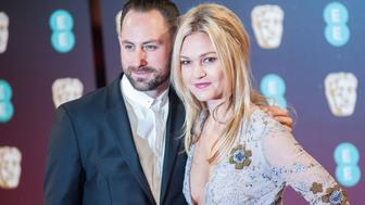 LONDON, UNITED KINGDOM - FEBRUARY 12: Preston J. Cook and Julia Stiles attend the 70th British Academy Film Awards (BAFTA) ceremony at the Royal Albert Hall on February 12, 2017 in London, England.  PHOTOGRAPH BY Wiktor Szymanowicz / Barcroft Images  London-T:+44 207 033 1031 E:hello@barcroftmedia.com - New York-T:+1 212 796 2458 E:hello@barcroftusa.com - New Delhi-T:+91 11 4053 2429 E:hello@barcroftindia.com www.barcroftimages.com (Photo credit should read Wiktor Szymanowicz / Barcroft Im / Barcroft Media via Getty Images)