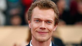 Actor Alfie Allen arrives at the 22nd Screen Actors Guild Awards in Los Angeles, California January 30, 2016.  REUTERS/Mike Blake