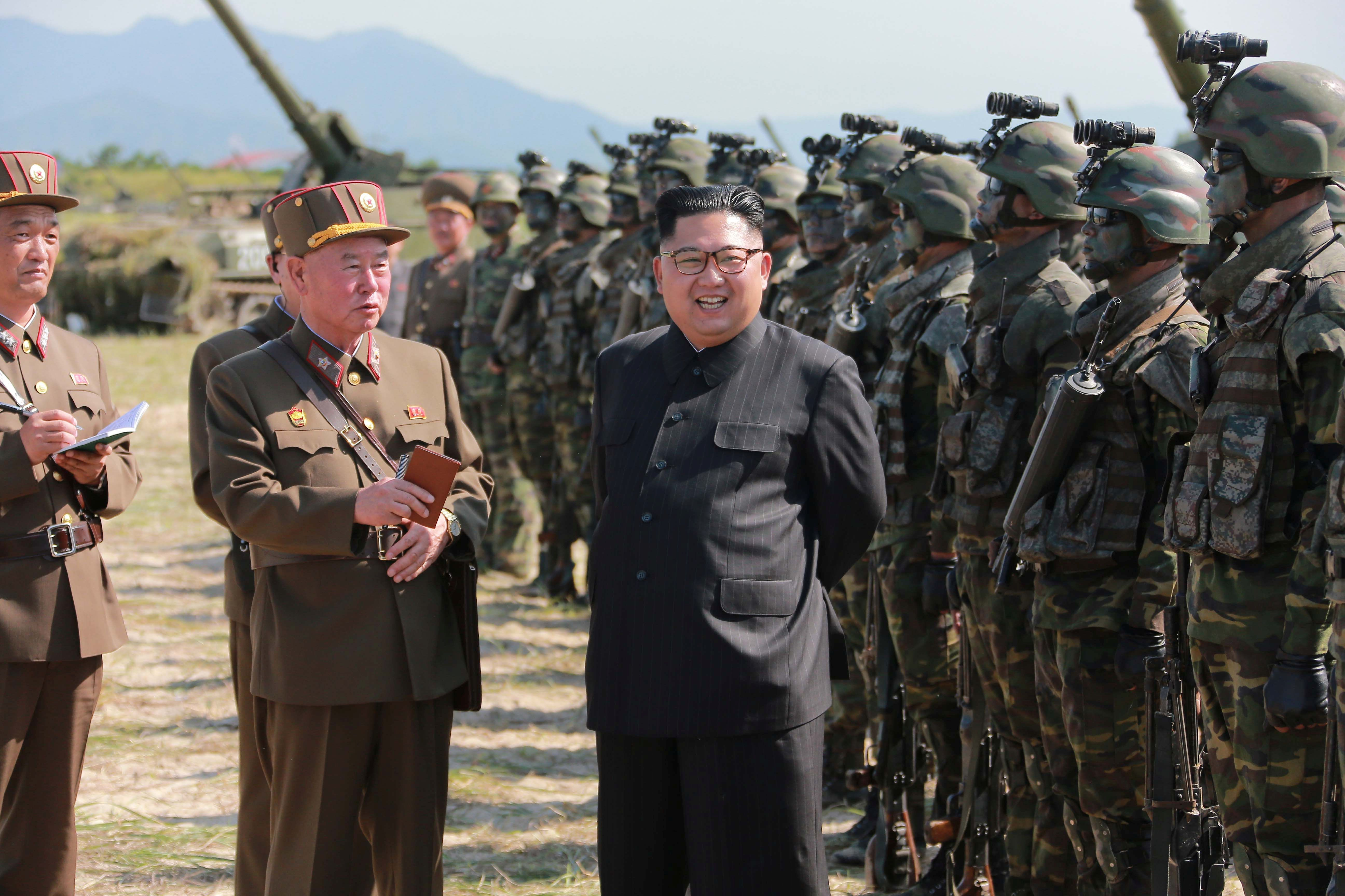 Spain asks North Korea to reduce diplomatic staff in Madrid