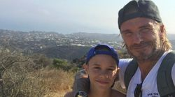 David Beckham Wishes Romeo Happy 15th Birthday In Sweet Instagram