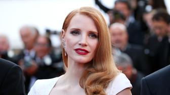 CANNES, FRANCE - MAY 28:  Jury member Jessica Chastain attends the Closing Ceremony of the 70th annual Cannes Film Festival at Palais des Festivals on May 28, 2017 in Cannes, France.  (Photo by Gisela Schober/Getty Images)
