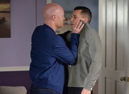 Spoiler! New 'EastEnders' Pictures Reveal Steven Beale And Max Branning's Tense Standoff