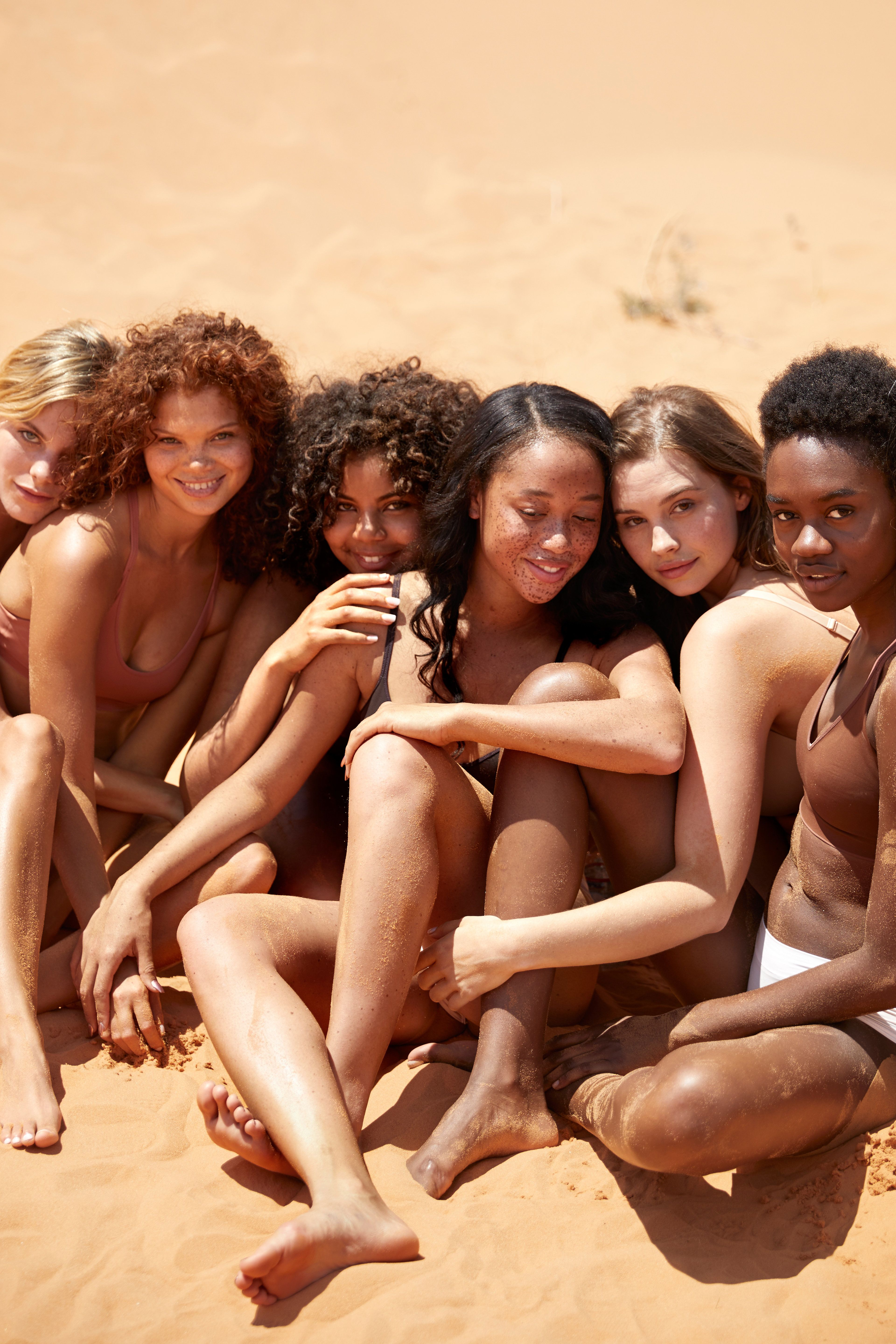 Aerie Launches Nude Lingerie Sets For 5 Different Skin