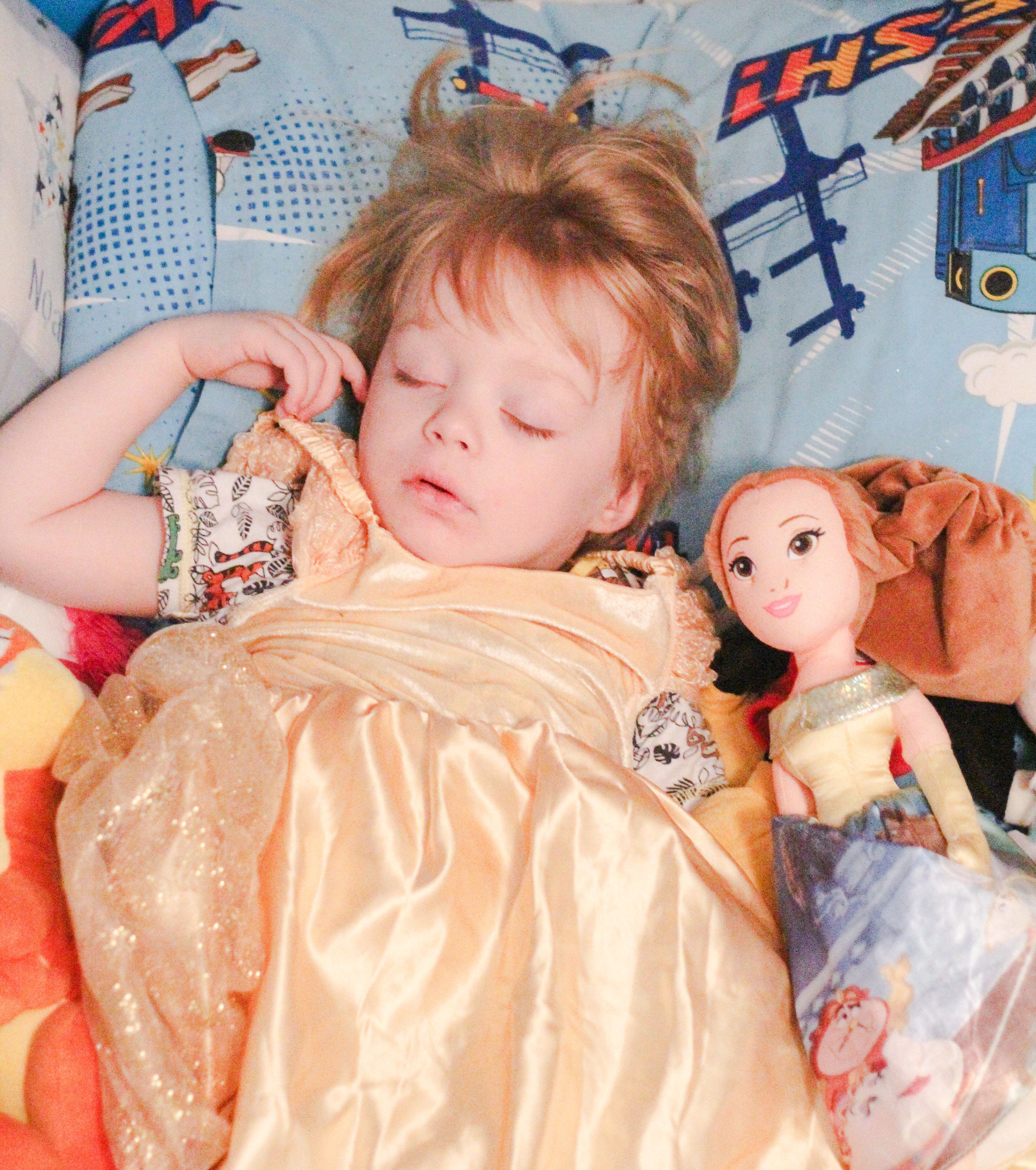 Disneyland Paris apologises after banning boy from princess experience