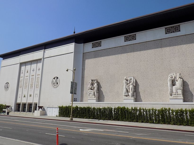 The Marcianos\' Masonic Magic At The Newest Los Angeles Art Museum ...