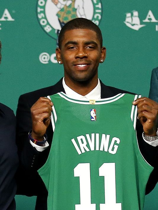 the best attitude 56a38 918a2 Why You Can't Hate On Kyrie Irving Joining The Boston ...
