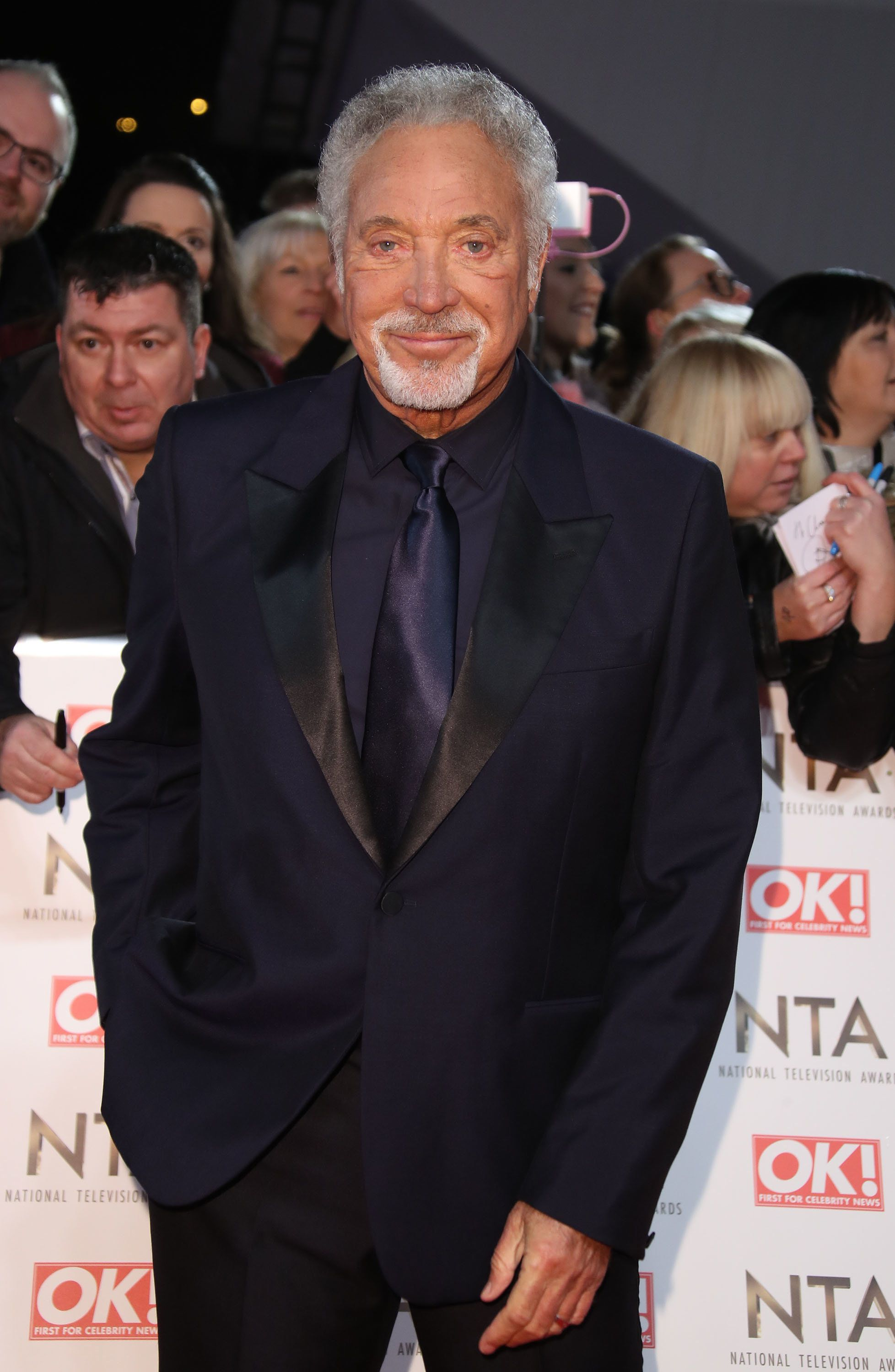 Sir Tom Jones Issues Apology To Fans After Postponing Tour On Medical