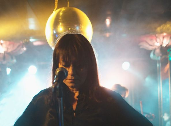 Trine Dyrholm in Susanna Nicchiarelli's 'Nico 1988'