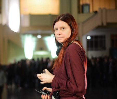 Filmmaker Susanna Nicchiarelli