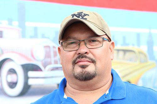 <strong>Joaquin is from El Salvador.</strong>