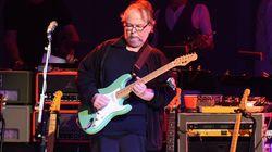 Steely Dan Guitarist Walter Becker Dies At