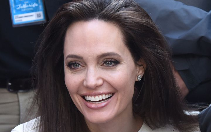 Angelina Jolie attends the Telluride Film Festival 2017 on Sept. 2, 2017 in Telluride, Colorado.