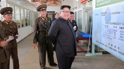 North Korea 'Readying Launch Of Ballistic
