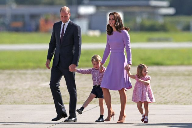 The Duke and Duchess of Cambrige are parents to Prince George, 4, and Princess Charlotte,