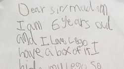 6-Year-Old Applies For Lego Job With Heartfelt Letter, Boasts 'Lots Of
