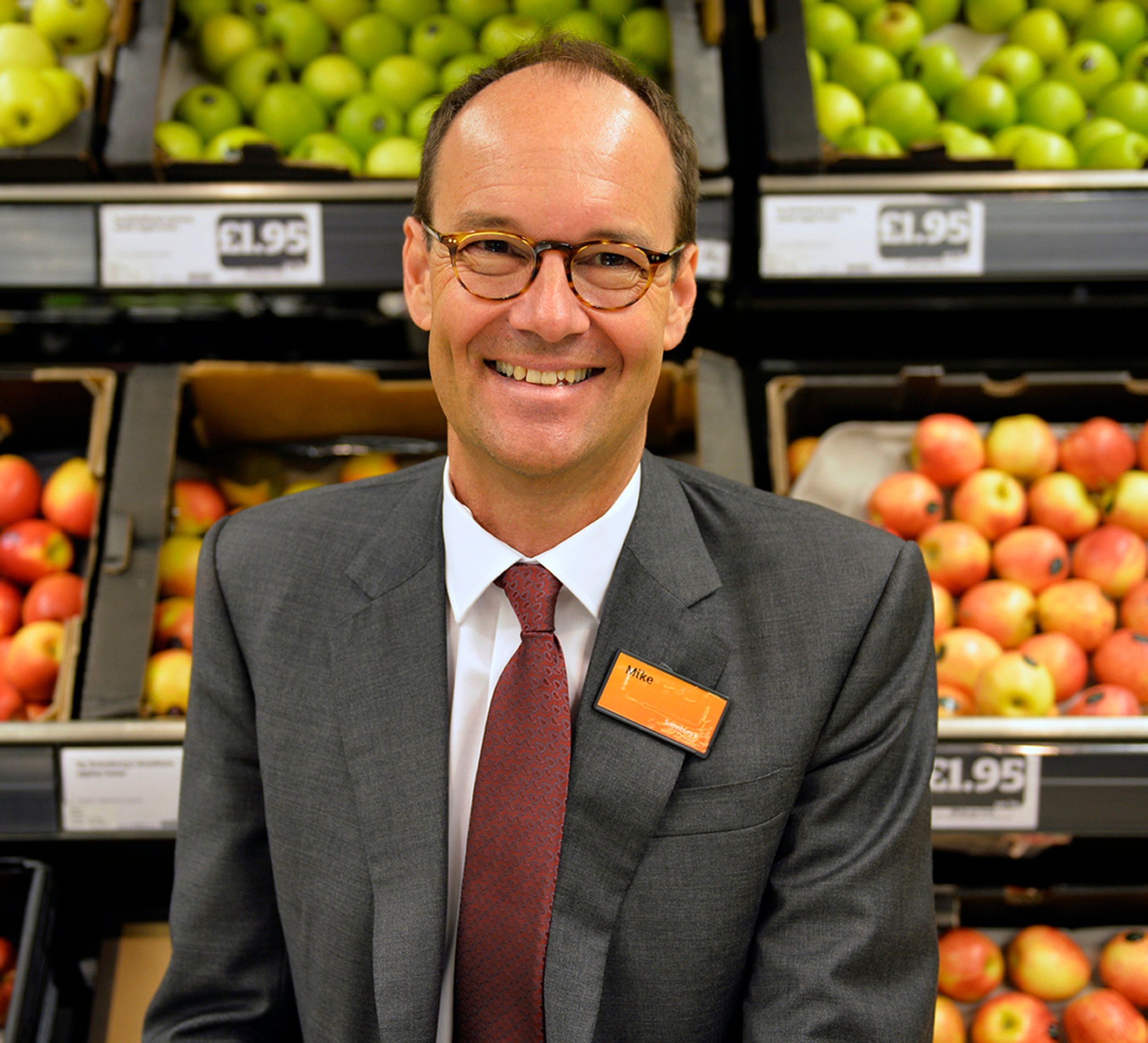 Brexit Could See Fresh Food Left To Rot At The Border, Sainsbury's Chief