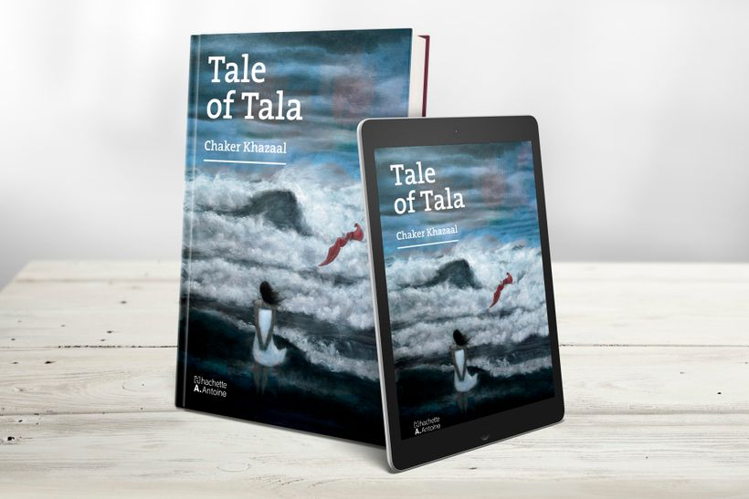Tale of Tala, new novel by Chaker Khazaal