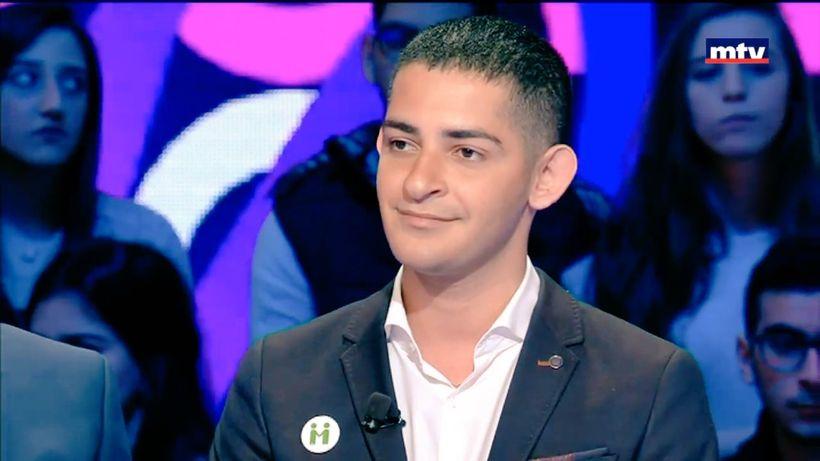 Chaker Khazaal speaks about Tala of Tala on MTV, Lebanon.