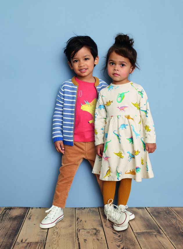 John Lewis Gender-Neutral Children's Clothing: Parents Divided Over Move To Bring All Lines