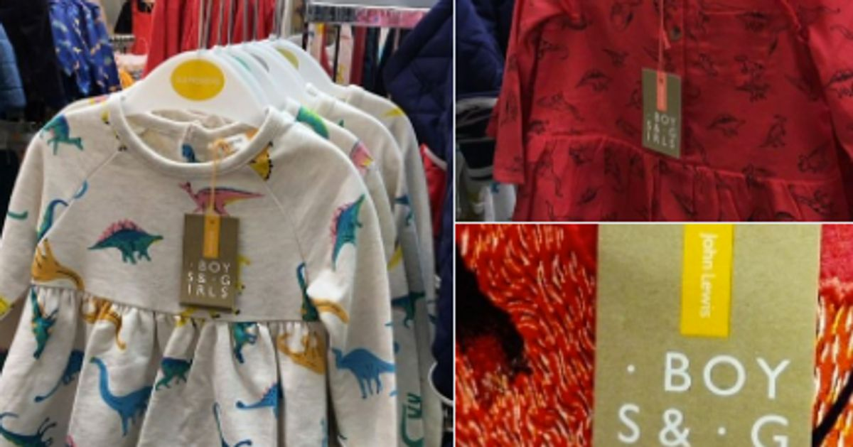 45fcf81544c8 John Lewis Gender-Neutral Children s Clothing  Parents Divided Over ...