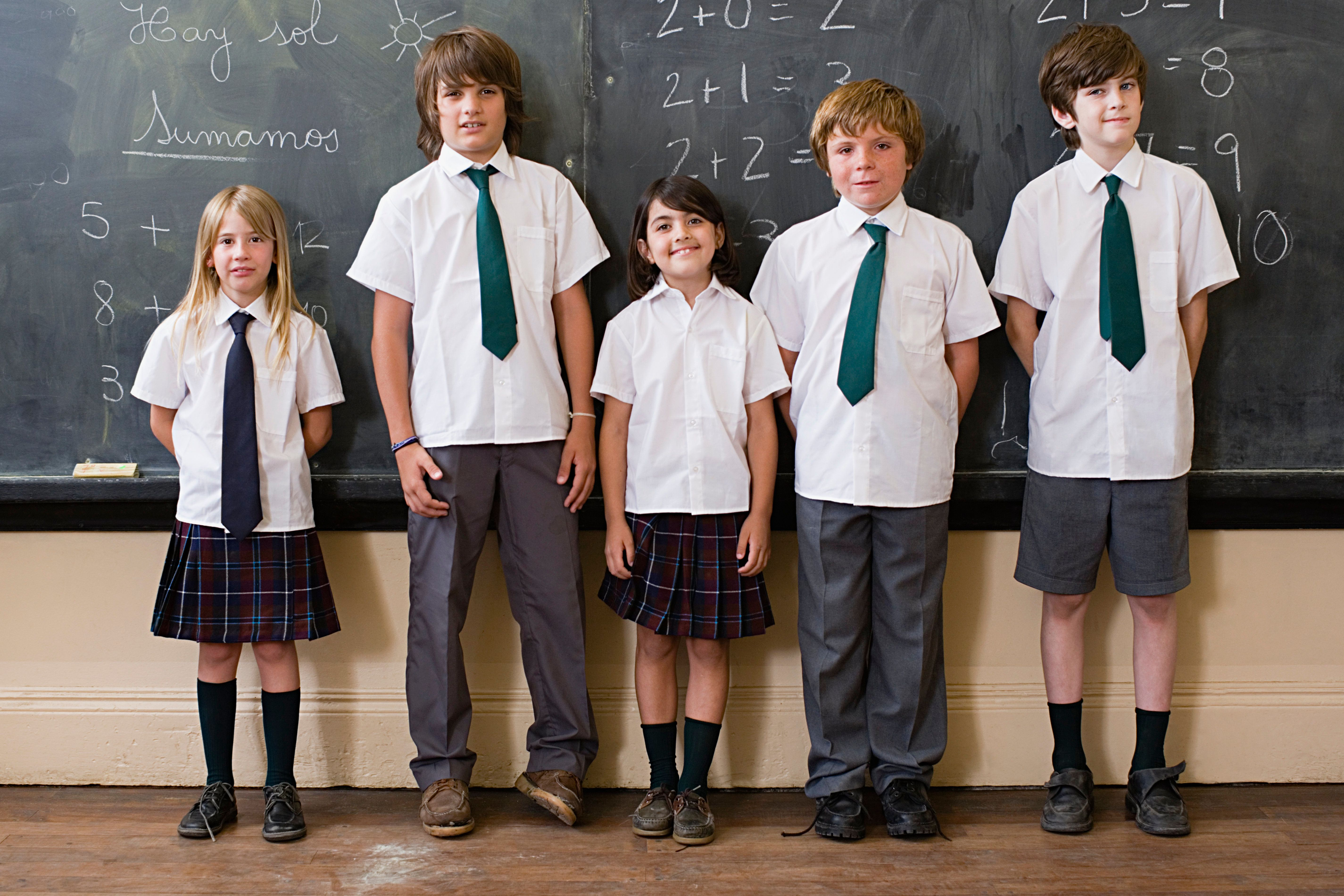 Mum Explains Why She Is 'Bitterly Disappointed' That School Uniform Is Still Gendered In