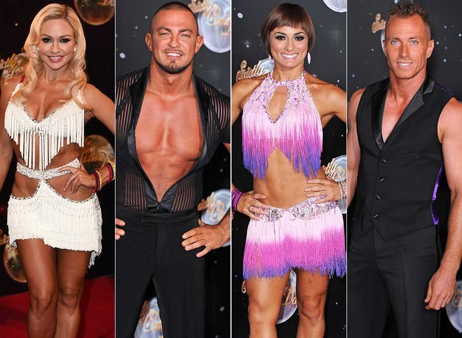 Here's What All Your Favourite Former 'Strictly Come Dancing' Pros Are Up To