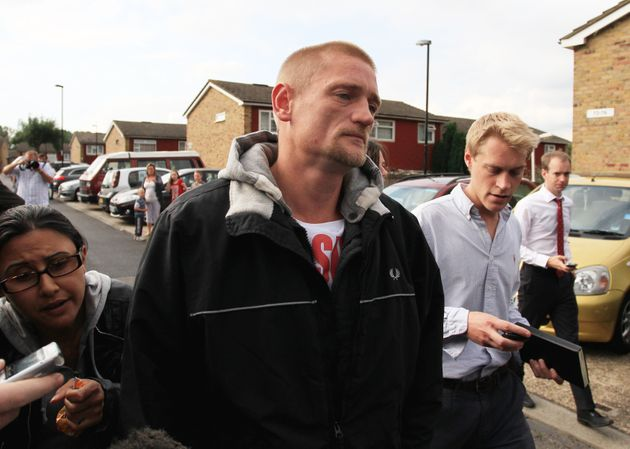 Hazell had previously protested his innocence and spoken to the media about her